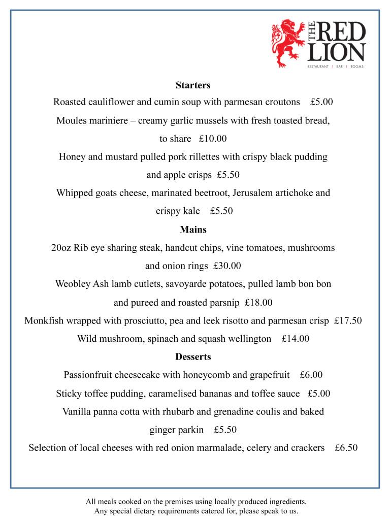 valentine menu_feb18